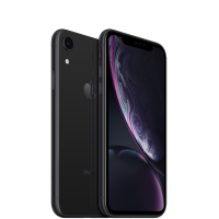 iPhone XR, 64GB, černý