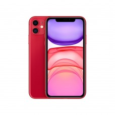 iPhone 11, 64GB, (PRODUCT)RED